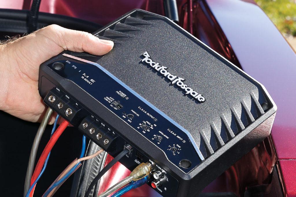 2000 watts car amplifiers